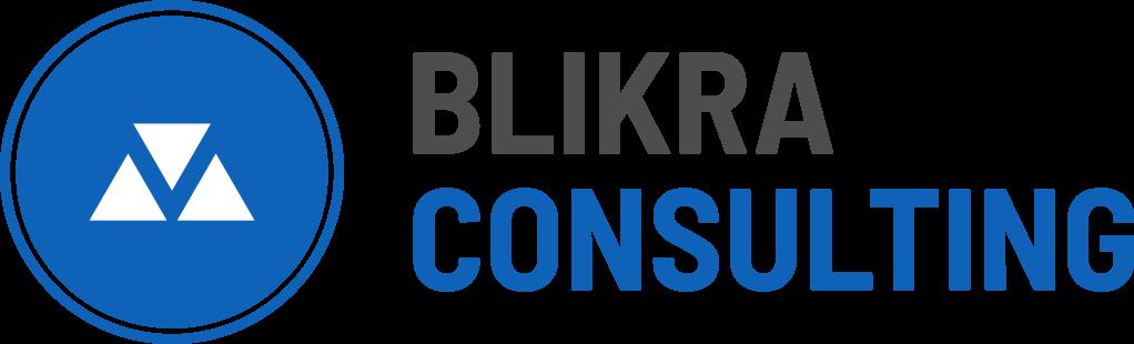 Blikra Consulting logo